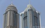 Princess Tower 414m, Marina Torch 348m