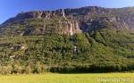 Vinnufossen (860 m, tallest in Eurasia)
