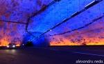 Lærdal Tunnel (24.5 Km)