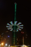 Prater tower - highest flying swing in the world 117m :)