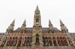 Wien Rathaus (town hall)