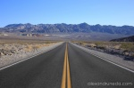 Road to Furnace Creek, Death Valley, CA