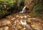 Waterfall near Ano Vlasia